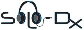 The Solo-DX Logo