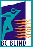 The BC Blind Sports and Recreation Association logo.